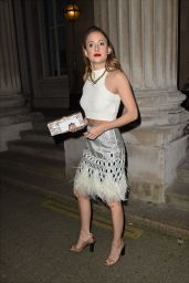 Rosie Fortescue – LFW S/S 2016 Sorapol Catwalk Show Arrivals – London, September 2015