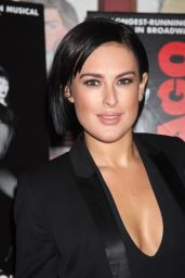 Rumer Willis - Photocall for her Broadway Debut in