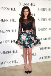 Ryan Newman - Sherri Hill Fashion Show in NYC, September 2015