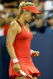 Sabine Lisicki – 2015 US Open in New York City – Day 6