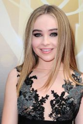 Sabrina Carpenter - 2015 Creative Arts Emmy Awards in Los Angeles