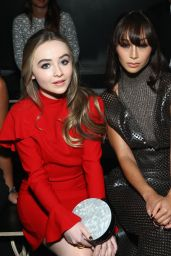 Sabrina Carpenter - Angel Sanchez Fashion Show in NYC, September 2015