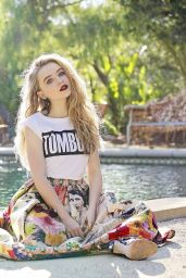 Sabrina Carpenter - LVLTen Magazine September - October 2015 Issue