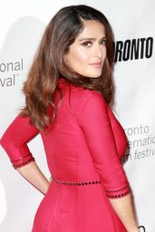 Salma Hayek - Septembers for Shiraz Premiere in Toronto, 2015 TIFF