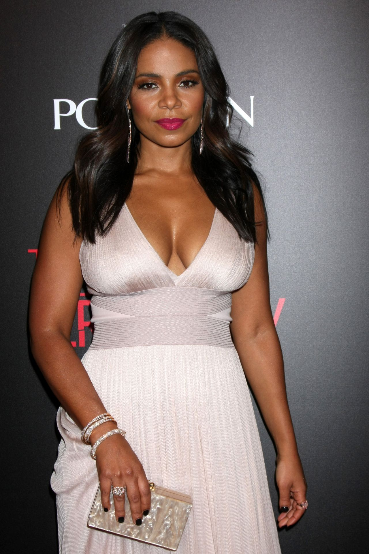 Sanaa Lathan The Perfect Guy Premiere In Beverly Hills