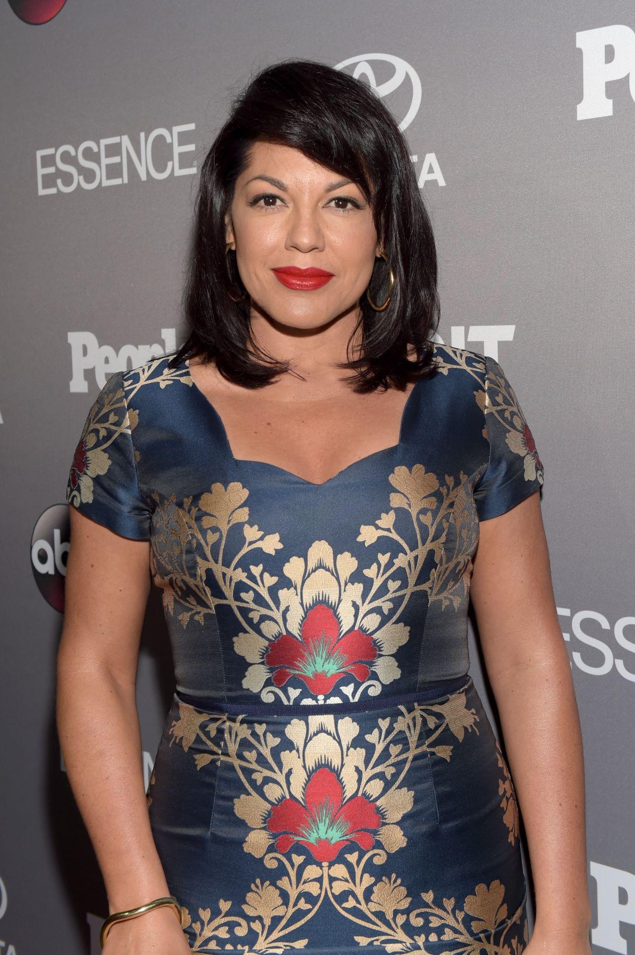 Sara Ramirez – ABC's TGIT Line-up Celebration in West ...