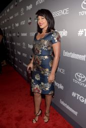 Sara Ramirez – ABC's TGIT Line-up Celebration in West Hollywood