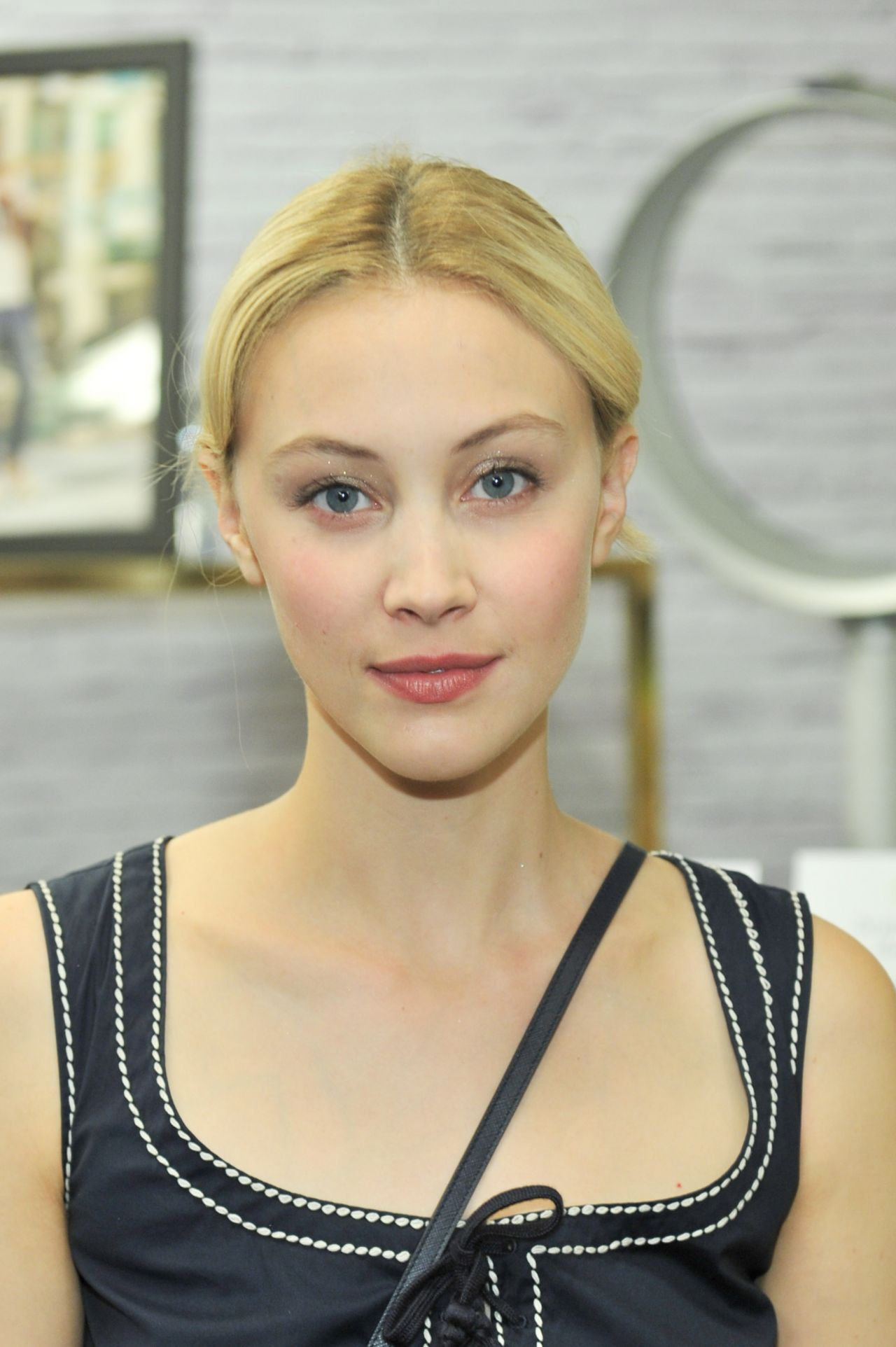Sarah Gadon - W Magazine NKPR IT Lounge Studio