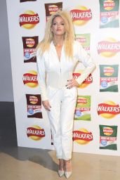 Sarah Harding - Walkers Bring It Back Campaign Launch in London