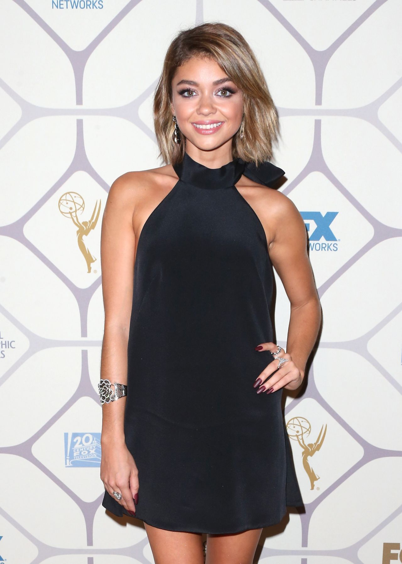 Sarah Hyland - 2015 Primetime Emmy Awards Fox After Party in Los Angeles