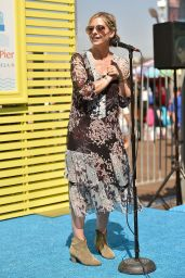 Sarah Michelle Gellar – 2015 Mattel Party On The Pier in Santa Monica