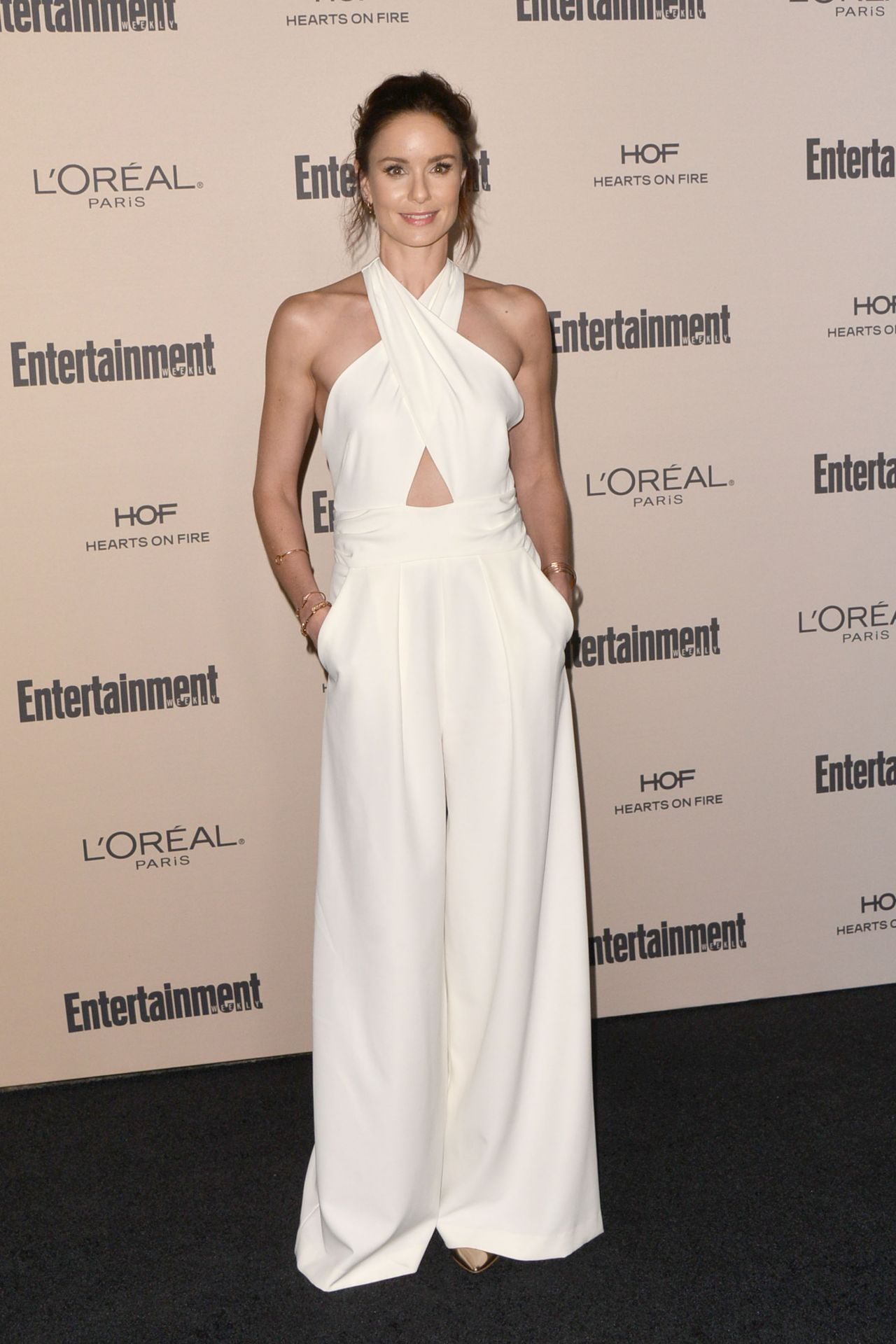 Sarah Wayne Callies - 2015 Entertainment Weekly Pre-Emmy Party