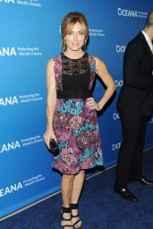 Sasha Alexander – Oceana Concert for our Oceans in Beverly Hills, September 2015