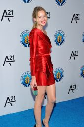 Sasha Luss – UNITAS First Gala Against Sex Trafficking at Capitale in New York