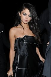 Selena Gomez – Annabel's for Dinner and Exclusive Perfomance in London, Part II