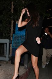 Selena Gomez at The Nice Guy in Beverly Hills, September 2015