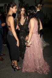 Selena Gomez, Emily Ratajkowski & Vanessa Hudgens - 2015 VMA After Party in West Hollywoood