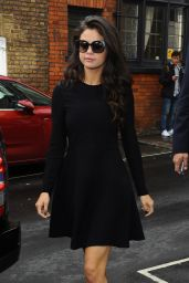 Selena Gomez - Out and About in London, September 2015