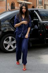 Selena Gomez - Out in Paris, September 2015