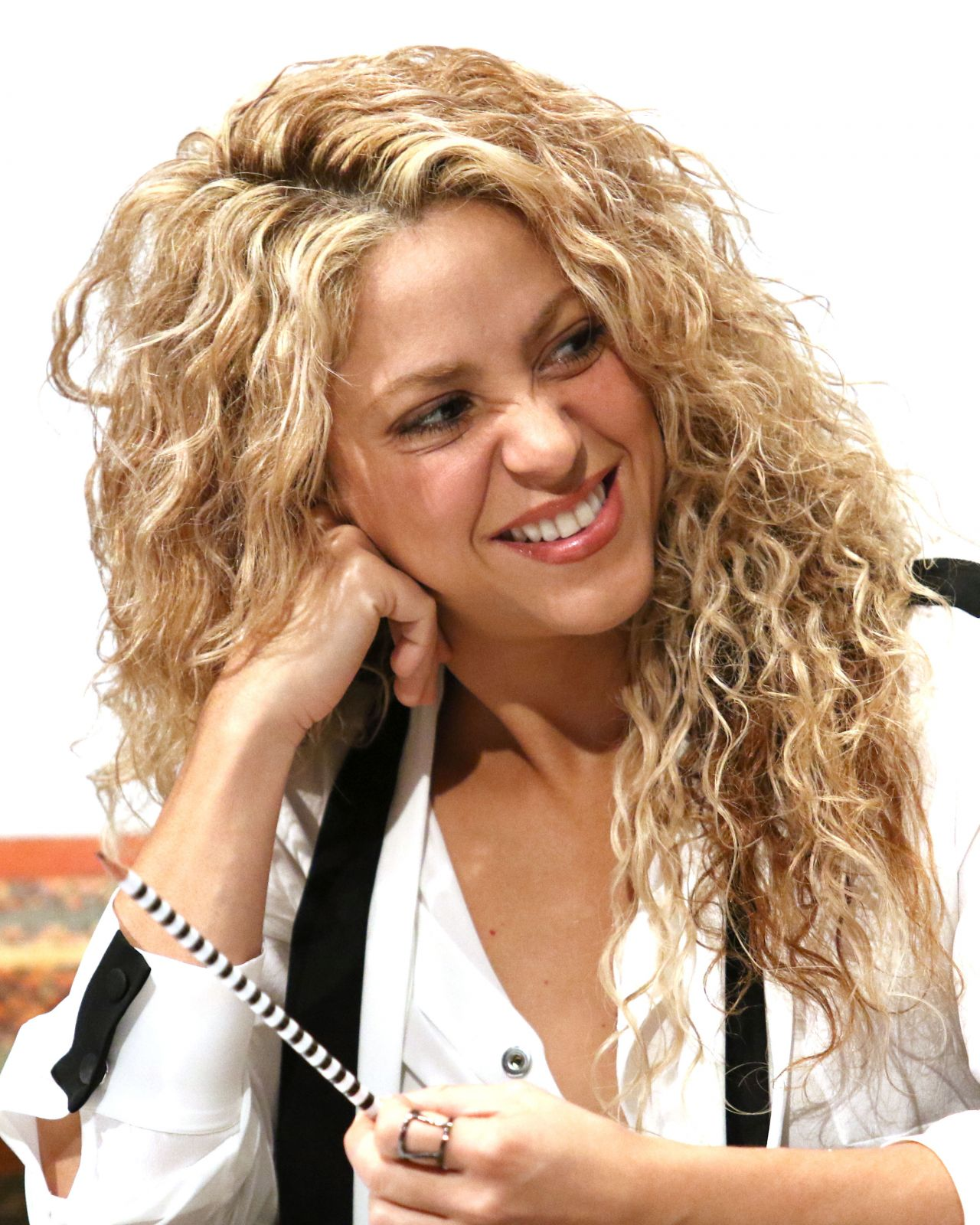 Shakira The Happy Factor Forum Hosted By Fisher Price In