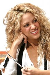 Shakira - The Happy Factor Forum Hosted by Fisher-Price in New York, September 2015
