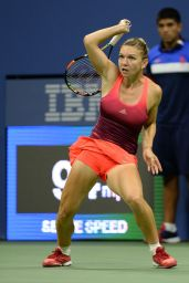 Simona Halep - 2015 US Open in New York - 3rd round