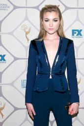 Skyler Samuels – 2015 Primetime Emmy Awards Fox After Party in Los Angeles