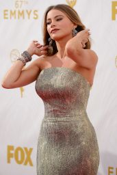 Sofia Vergara – 2015 Primetime Emmy Awards in Los Angeles