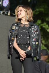 Sophia Bush – 2015 Global Citizen Festival in New York City