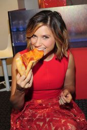 Sophia Bush at NBC Studios in NYC, September 2015