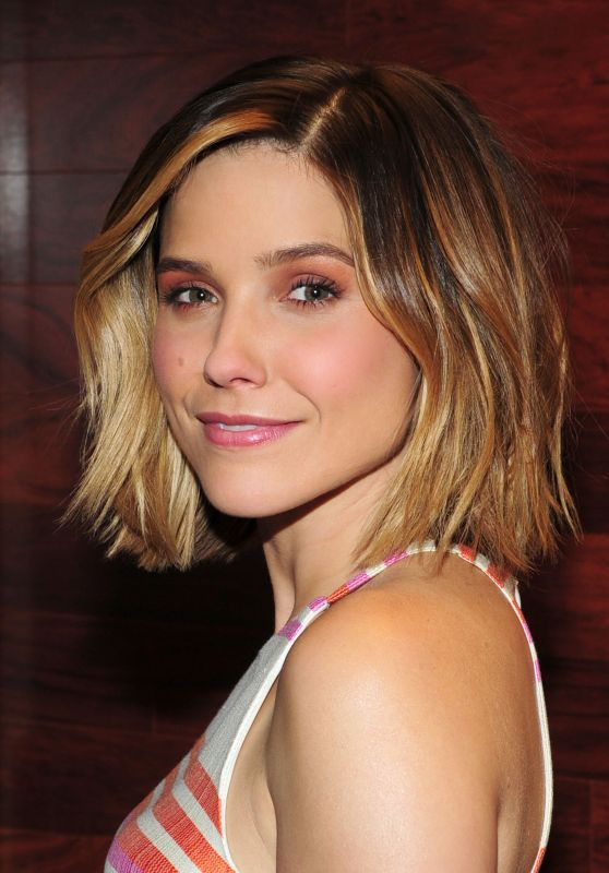 Sophia Bush - Backstage at the Rachael Ray Show in New York City, September 2015