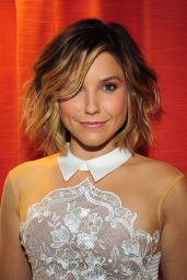 Sophia Bush - Fresco by Scotto restaurant in New York City, September 2015