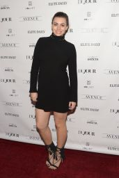 Sophie Simmons - DuJour Magazine Celebrates Jason Derulo in New York City, September 2015