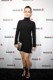 Sophie Simmons - Reebok #girlswithgrit Showcase in NYC, SEptember 2015