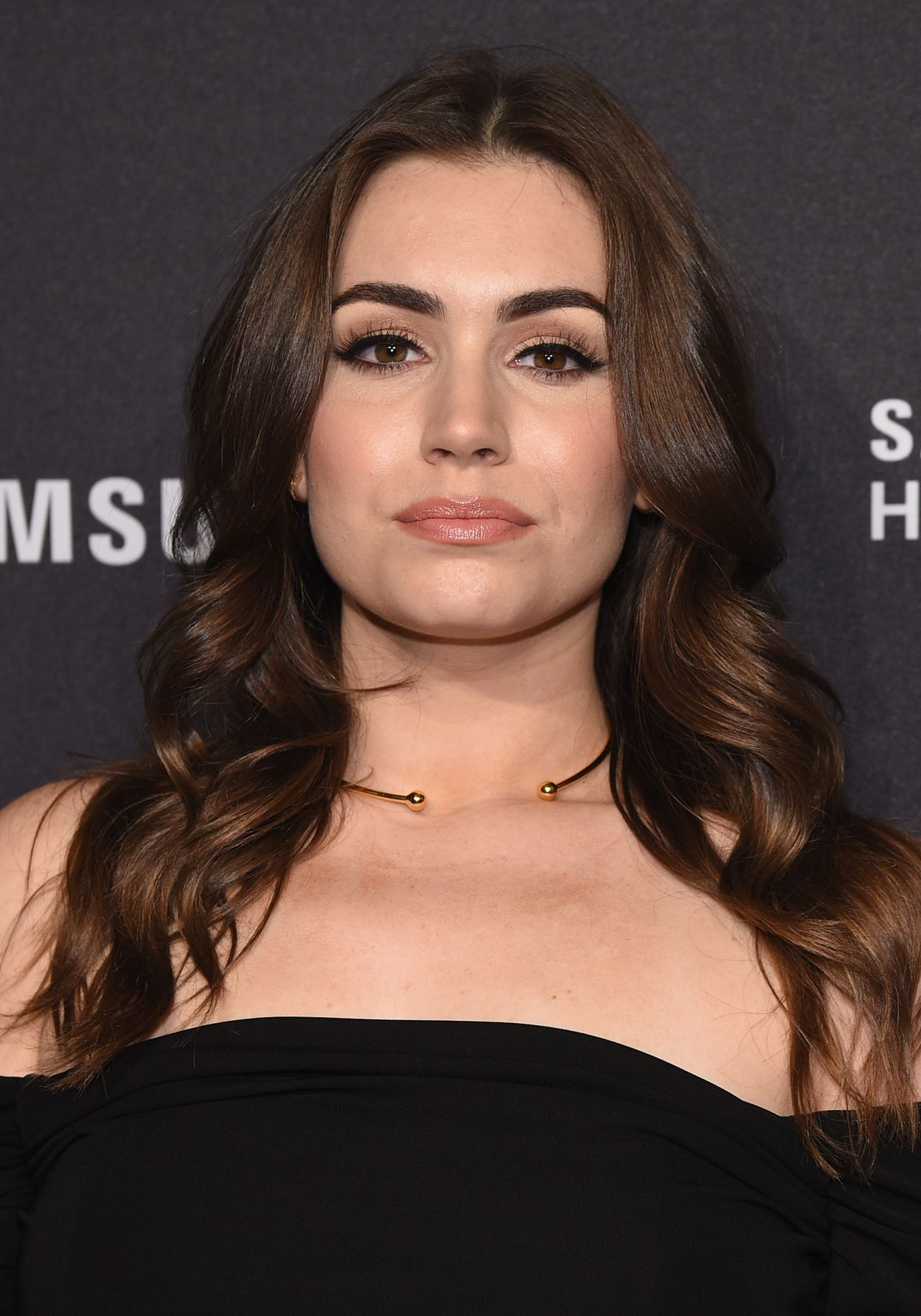 Sophie Simmons Samsung Hope For Children Gala In Nyc
