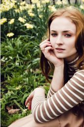 Sophie Turner - The Untitled Magazine - #GirlPower Issue 8 - September 2015