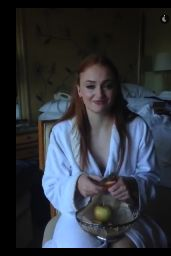 Sophie Turner - WhoWhatWear : Getting Emmys Ready With Games of Thrones Star Sophie Turner