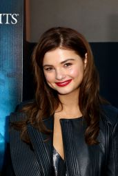 Stefanie Scott - Halloween Horror Nights Opening Night in Universal City, September 2015