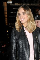 Suki Waterhouse - Leaving Claridge