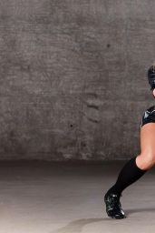 Summer Rae - WWE Rugby World Cup Divas Photoshoot - September 2015
