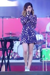Sydney Sierota Performing at the iHeart Radio Festival in Vegas, September 2015