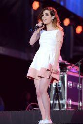 Sydney Sierota - Rock in Rio USA in Las Vegas, September 2015