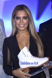 Sylvie Meis - Holiday on Ice Gala in Hamburg