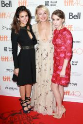 Taissa Farmiga – The Final Girls Party at 2015 Toronto Film Festival