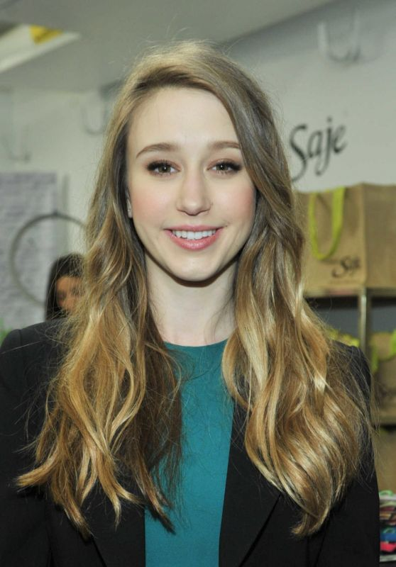 Taissa Farmiga – W Magazine NKPR IT Lounge Studio at 2015 TIFF