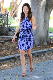 Tammin Sursok - Out and About in Los Angeles, September 2015