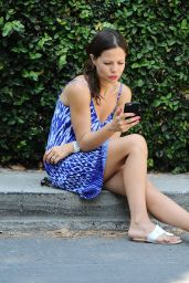 Tammin Sursok Summer Style - Out in Beverly Hills, September 2015