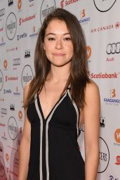 Tatiana Maslany - 2015 Producers Ball at The Toronto Film Festival