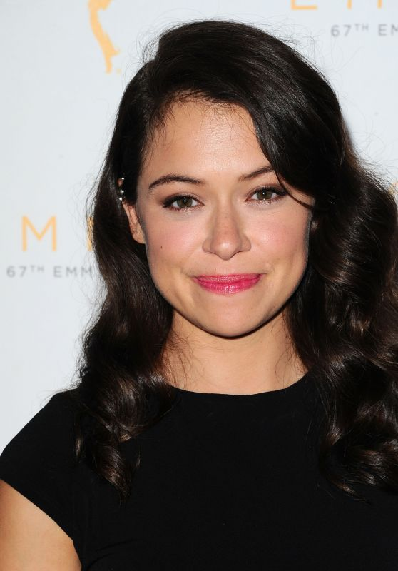 Tatiana Maslany - Television Academy Celebrates The 67th Emmy Award Nominees in Beverly Hills