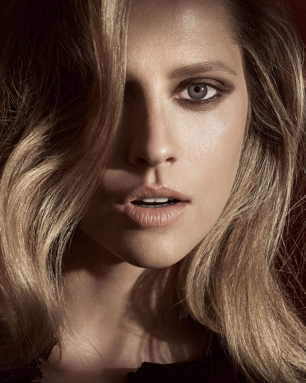 Teresa Palmer Photoshoot For Vvv Magazine Fall Winter 2015